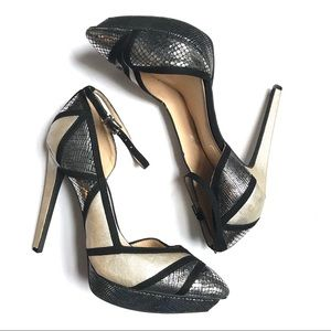 "Jessica Simpson ""Vindie"" Platform Pumps"